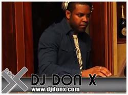 DJ Don X Services